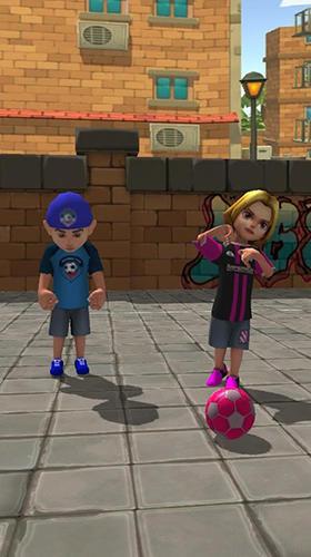 Soccer kids Screenshot