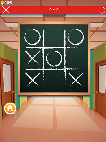 Tic tac toe by Gamma play captura de pantalla 3
