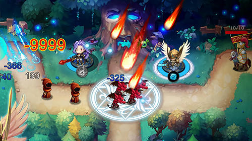 Lords watch: Tower defense RPG для Android
