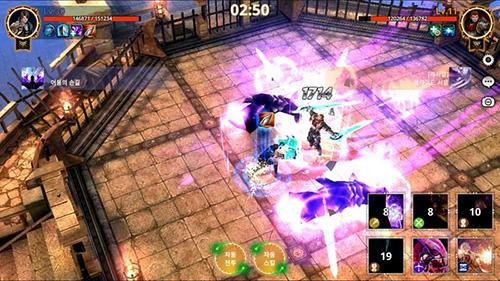 RPG Spell chaser für das Smartphone