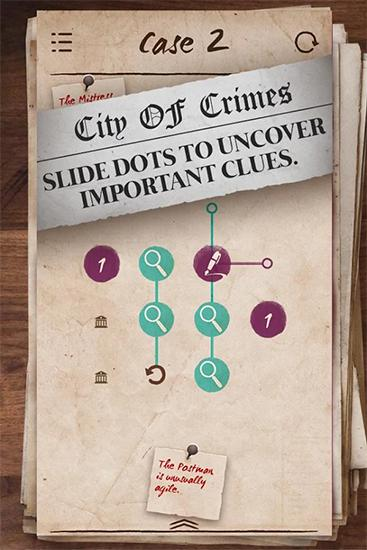 Mystery case files: Crime city for Android