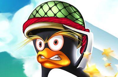 logo Les Pinguins en Colère. La Catapulte