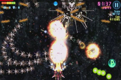 AstroWings: Gold flower for Android