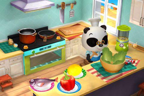 Le Restaurant de Docteur Panda 2 en russe