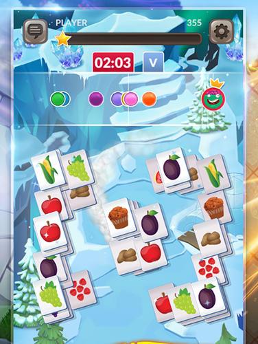 Brettspiele Forbidden castle: Mahjong tale für das Smartphone