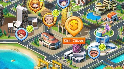 Dream city idols Screenshot