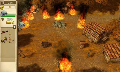 Hills of Glory 3D Screenshot