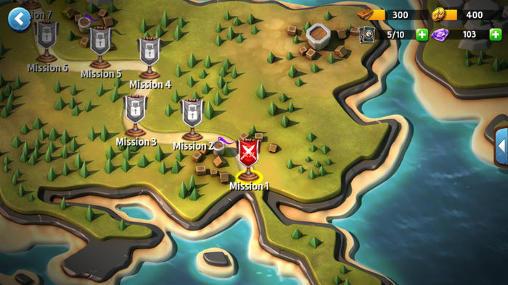 Siegefall Screenshot