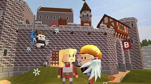 Kogama friends captura de pantalla 1