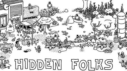 Hidden folks screenshot 1