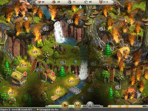 Viking saga: New World capture d'écran 1