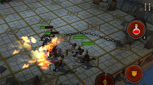 Ancient rivals: Dungeon RPG for Android