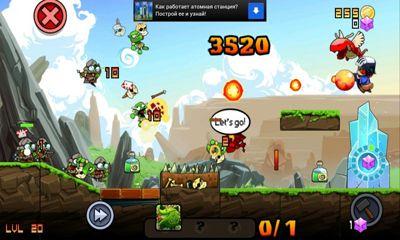 Goblins Rush screenshot 1