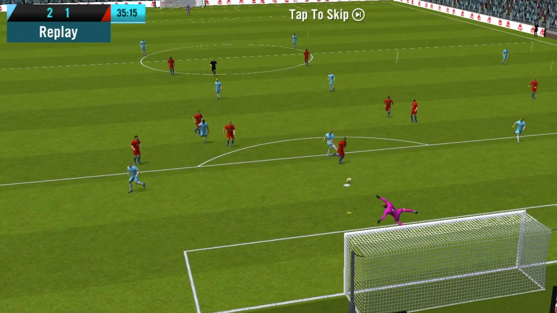 Soccer Manager 2021 para Android