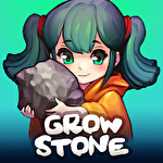 Grow stone online: Idle RPG Symbol