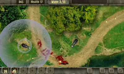 Defense zone HD for Android