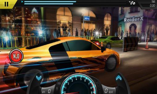 Autospiele Street kings: Drag racing auf Deutsch