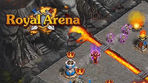 Royal arena icon