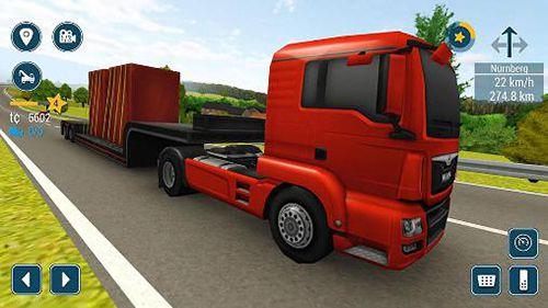 Truck simulation 16 на русском языке