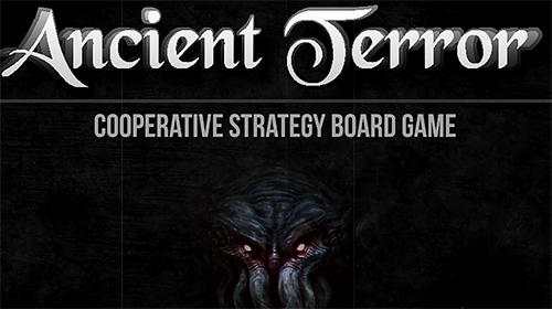 Ancient terror: Lovecraftian strategy board RPG capture d'écran 1