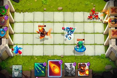 League of dragons скриншот 1