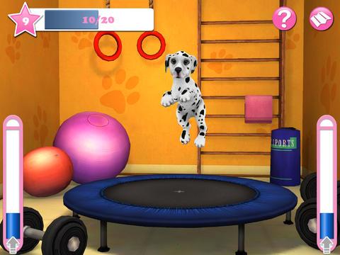 Screenshot Hundewelt 3D: Mein Dalmatiner auf dem iPhone