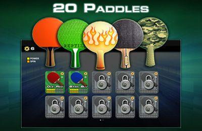 Simulator-Spiele: Lade Tischtennis Weltmeisterschaft auf dein Handy herunter