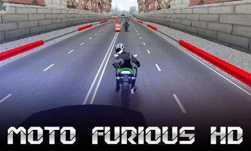Moto furious HD Screenshot