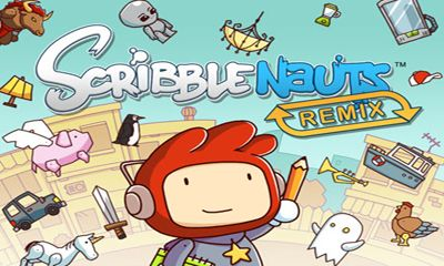Scribblenauts Remix скриншот 1