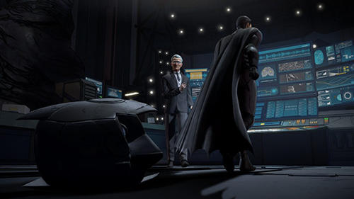 Batman - The Telltale Series herunterladen für BlackBerry
