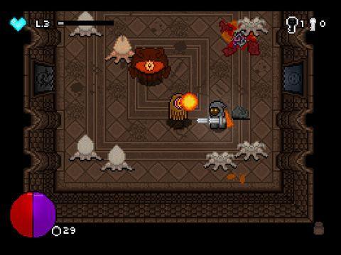 Screenshot Bit Dungeon 2 auf dem iPhone