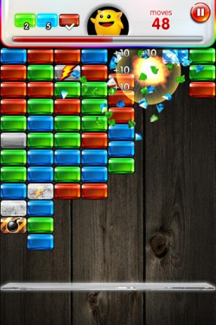 Glass bricks для Android