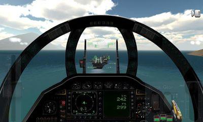 F18 Carrier Landing для Android