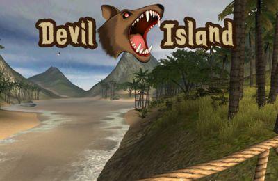 logo Flucht von der Teufelsinsel - Ninja Ausgabe