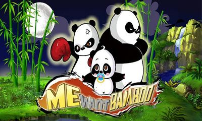 MeWantBamboo - Master Panda icône