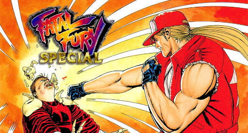 Fatal fury: Special screenshots