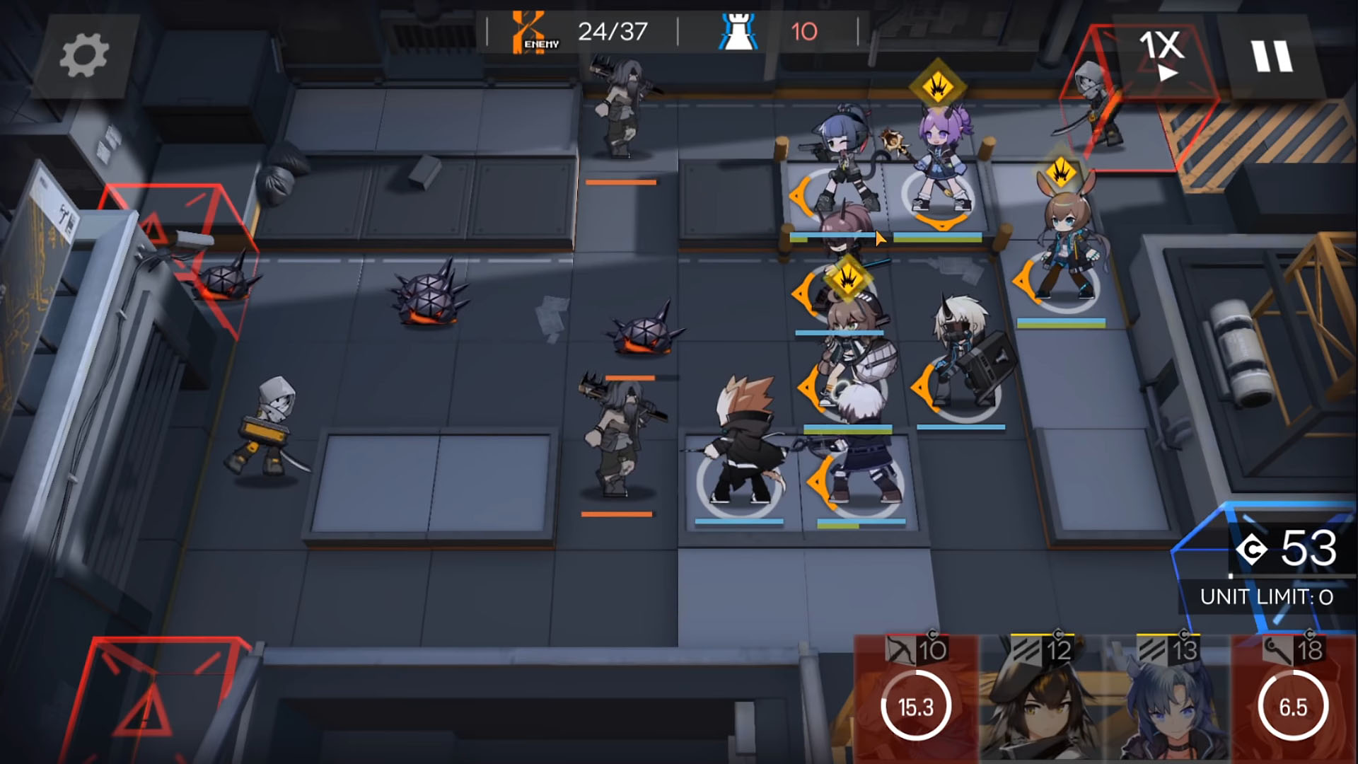 Arknights для Android