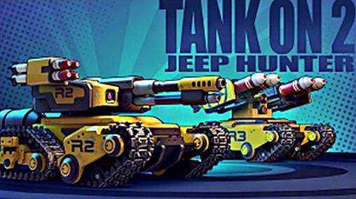 Tank on 2: Jeep hunter Screenshot