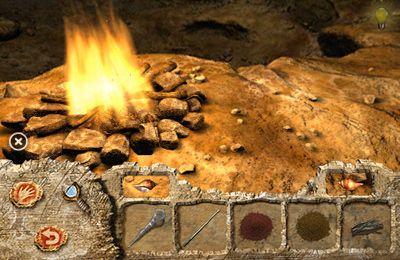 Das Geheimnis der vergessenen Höhlen: Teil 2-4 für iPhone
