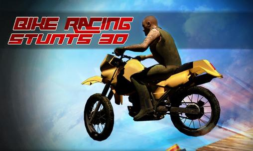 Bike racing: Stunts 3D скріншот 1