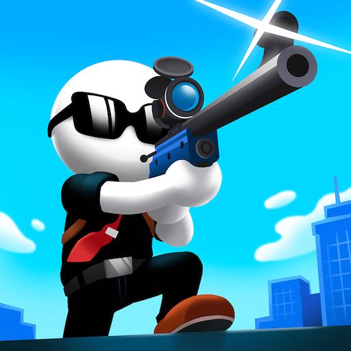 Johnny Trigger: Sniper icône