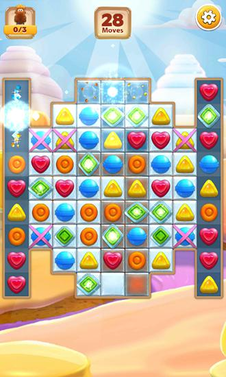 Sweet dreams: Amazing match 3 für Android