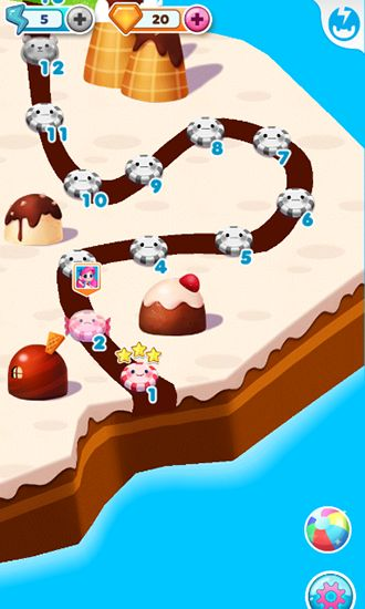 Candy blast mania: Summer for Android