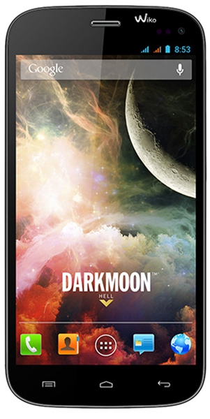 Wiko Darkmoon applications