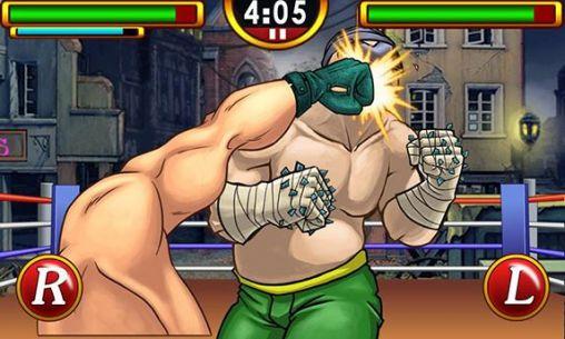Super KO fighting capture d'écran 1