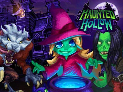 logo Haunted Hollow
