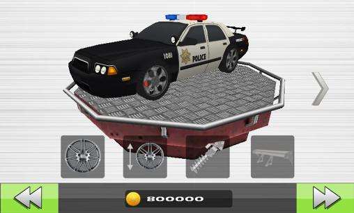 Police monsterkill 3d screenshot 1
