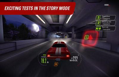 La course en Muscle Cars pour iPhone gratuitement