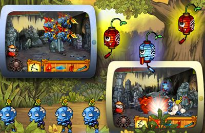 Arcade: download Panda Warrior: Zombie king's treasure to your phone