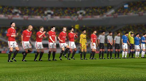 Спортивные игры: Dream league: Soccer 2018 на телефон iOS